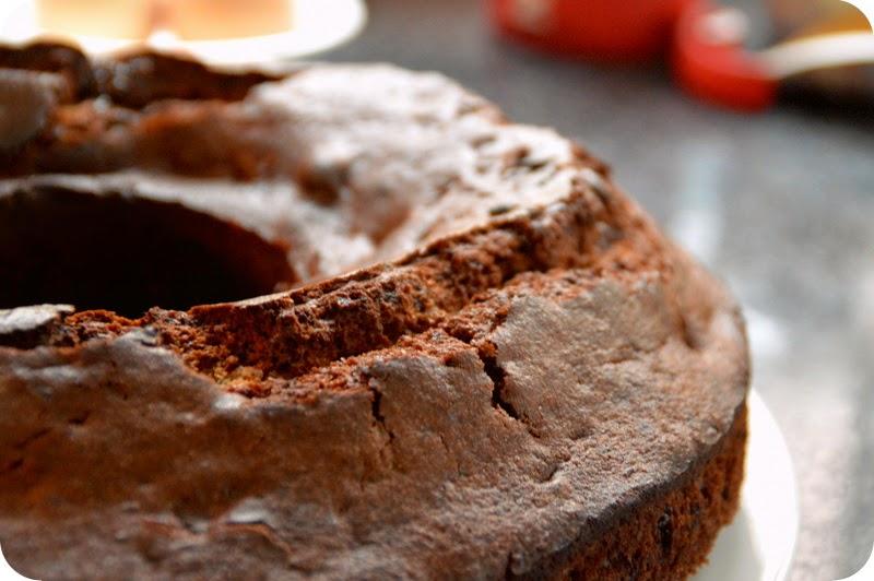Kuchen in Gugelhupfform