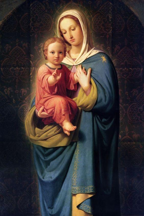 Cronograma para a Total Consagração à Santíssima Virgem Maria| Abril de 2021