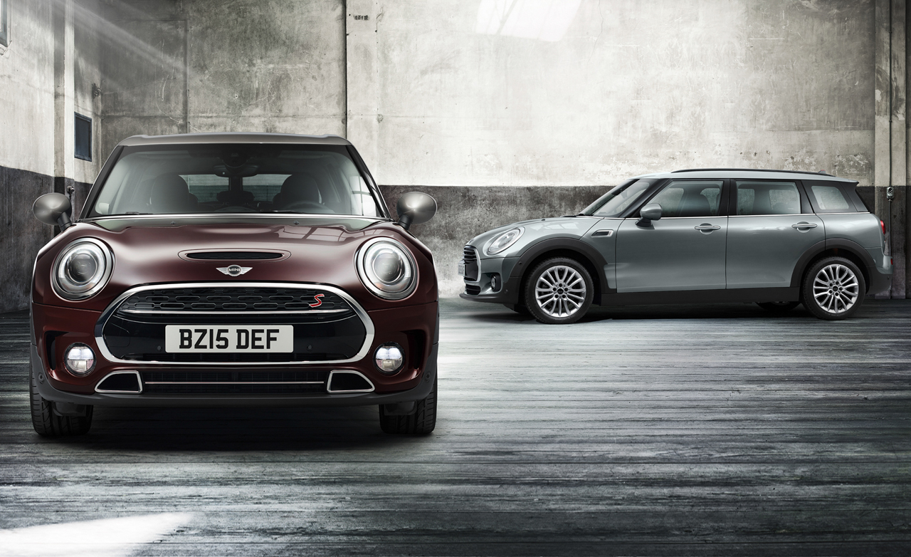 2016 Mini Cooper Clubman Revealed Another Ger Four Door