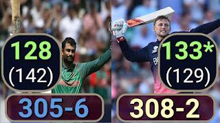 England vs Bangladesh 1st Match ICC CT 2017 Highlights
