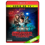 Stranger Things (2016) Temporada 1 Completa WEBRip 1080p Audio Dual Latino-Ingles