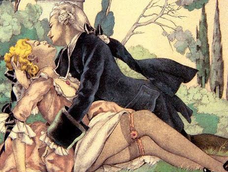 Секс в викторианскую эпоху: медленно, печально и редко