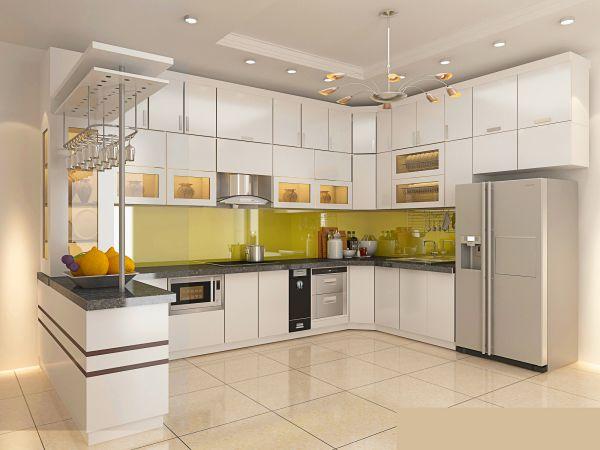 4 nguyên tắc thiết kế tủ bếp để mang đến không gian tiện dụng