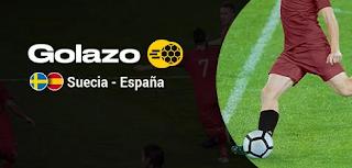 bwin promo golazo Suecia vs España 15-10-2019