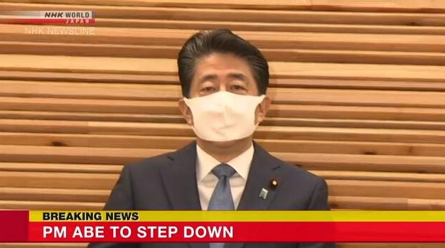 Perdana Menteri Shinzo Abe Mengundrkan Diri Karena Alasan Kesehatan