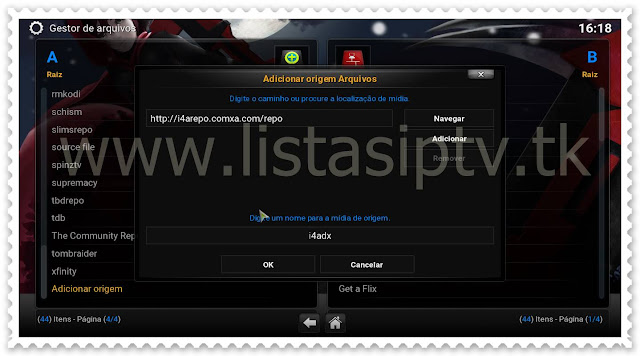 "Como Instalar o Add-on ""I4ATV DX"" no KODI - Canais de Todo o Mundo incluindo canais de Portugal"