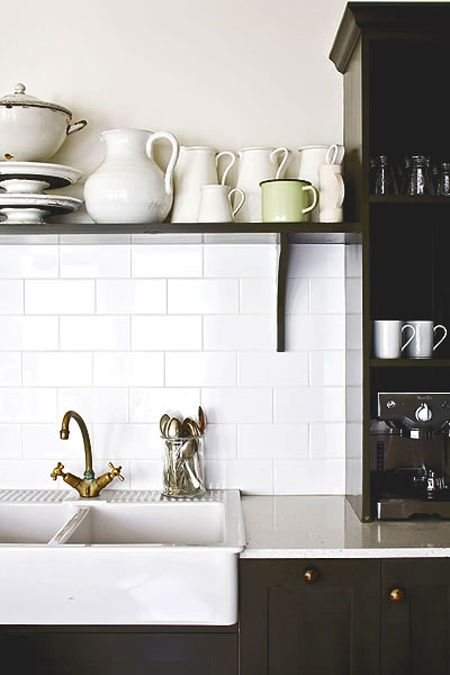 Kitchen of the week: Industrial sinks in the kitchen   An ...