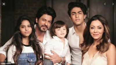 Suhana khan family image and biography