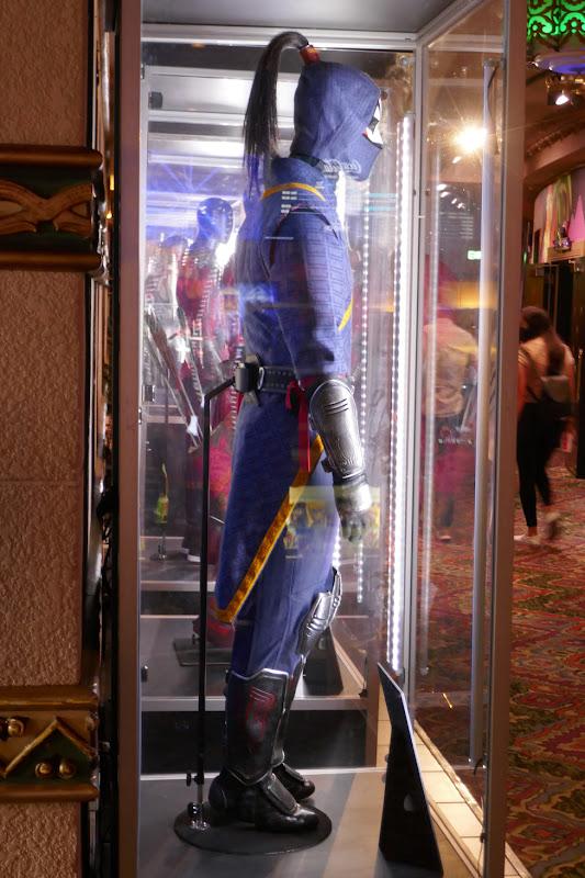 Shang-Chi Ten Rings Death Dealer movie costume