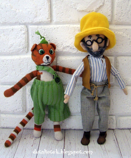 findus and pettson toys