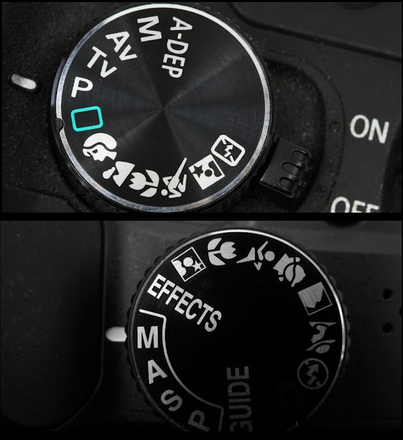 Camera-mode-dial-canon-nikon-sony