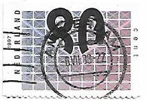 Selo Número 80
