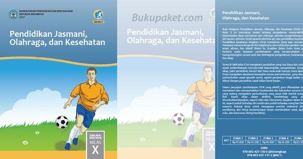 Silahkan download buku pjok kelas 5 sd kurikulum 2013 pdf. Materi PJOK Kelas 10 Kurikulum 2013 Revisi 2017