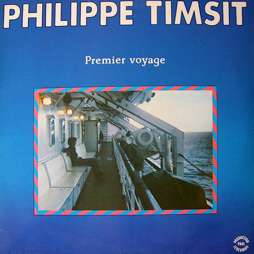 le bon craignos philippe timsit premier voyage 1980