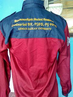 Buat/ Bikin Kemeja, PDL, Korsa, PDH di Yogyakarta | Pusat Konveksi Jogja