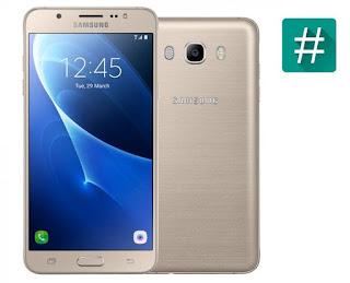 طريقة عمل روت لجهاز Galaxy J7 2016 SM-J710F اصدار 7.0