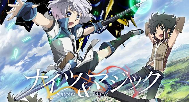 Knight's & Magic [12/12][Sub][Mega]
