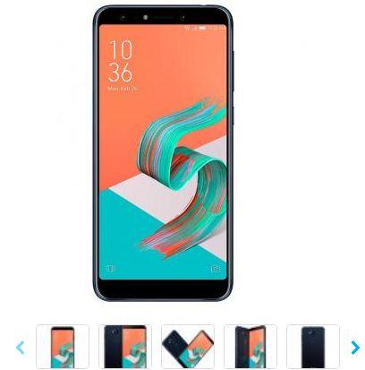 Smartphone Asus Zenfone 5 Selfie Pro