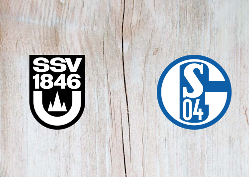 Ulm vs Schalke 04 -Highlights 22 December 2020