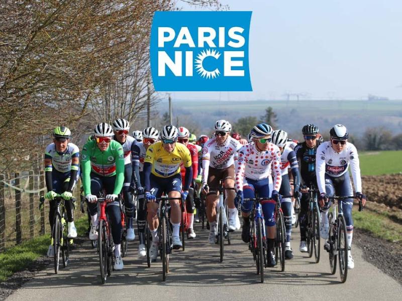 Paris Nice Cycling