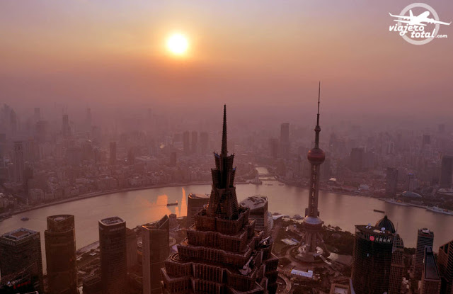 China - Shanghai - Skyline - Pudong