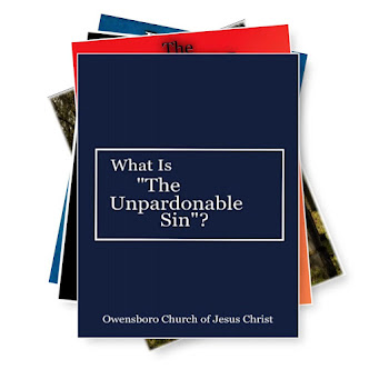 """Featured: What Is """"The Unpardonable Sin""""?"""