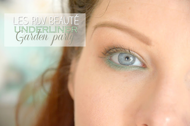 Les RDV Beauté : Underliner Garden Party