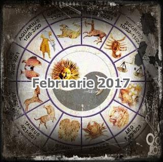 Horoscop lunar Februarie 2017 berbec taur gemeni rac leu fecioara