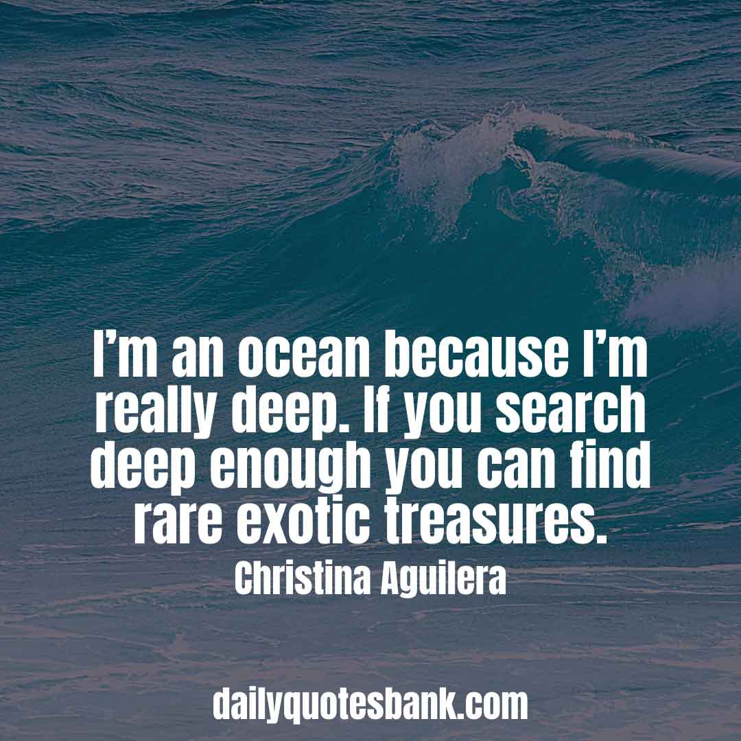 Inspirational Ocean Quotes That Will Make You Calm