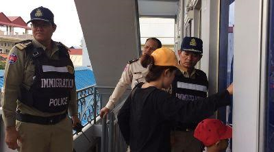 Cambodian Immigration Police detain 19 Nigerians, arrest 9 for living, working illegally