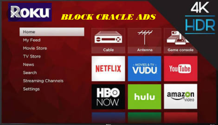 How to Skip or Block crackle ads on Roku?