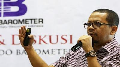 Indo Barometer: Bobby Jadi Lawan Potensial Edy di Pilgub Sumut 2024