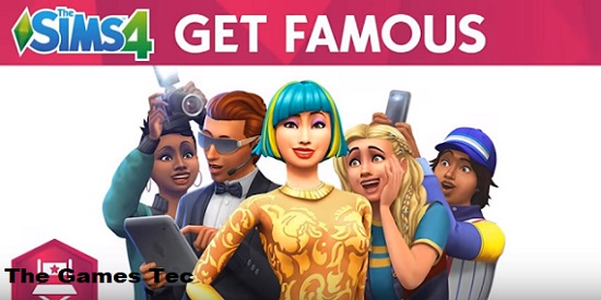 The Sims 4 Get Famous PC Game Download   Complete Setup   Direct Download Link