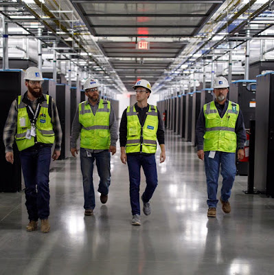 Facebook new data center built in Fort Worth, Texas