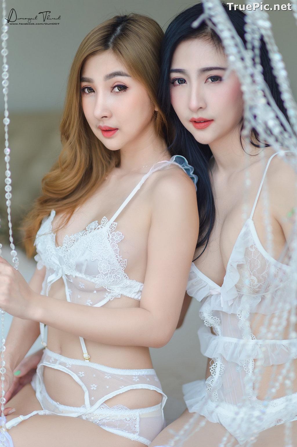 Image Thailand Model - Pattamaporn Keawkum & Anita Bunpan - Girls & Light - TruePic.net - Picture-5