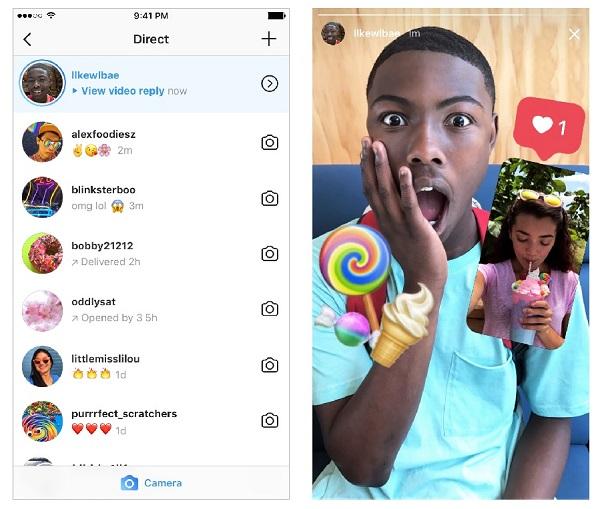 لمحبى إنستجرام: تحديث جديد للتطبيق يتيح الرد على القصص بصوره أو فيديو