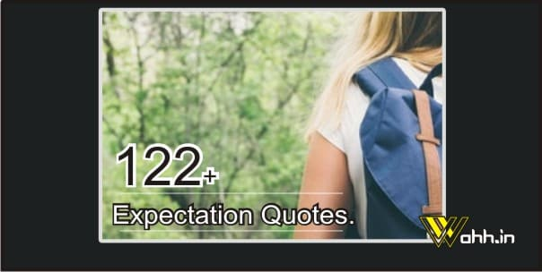 Expectation-Quotes