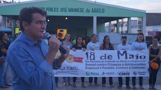 Prefeitura de Picuí promoveu Caminhada Contra Abuso e Exploração Sexual de Crianças e Adolescentes
