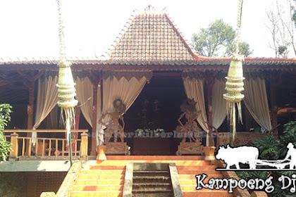 Kampoeng Djawi, Sebuah Tempat Wisata Bernuansa Kampung Jawa Tempo Dulu