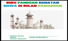 Unduh Buku Panduan dan Kegiatan Siswa Selama Bulan Ramadhan