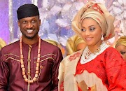Check out Lola Omotayo's anniversary message to Peter