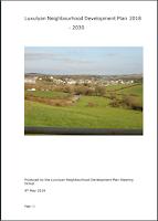 Cover of Luxulyan Neighbourhood Plan