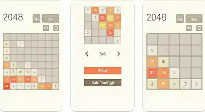 Game Android Kecil - 2048