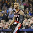 Lillard Comes Alive to Help Blazers Win First Game of Series