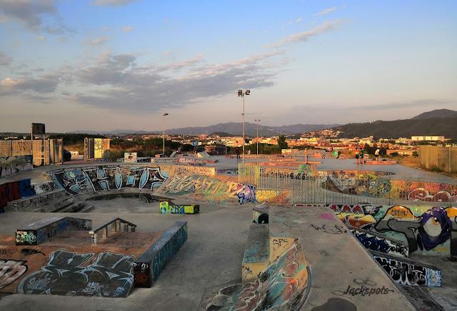 skatepark mollet del valles