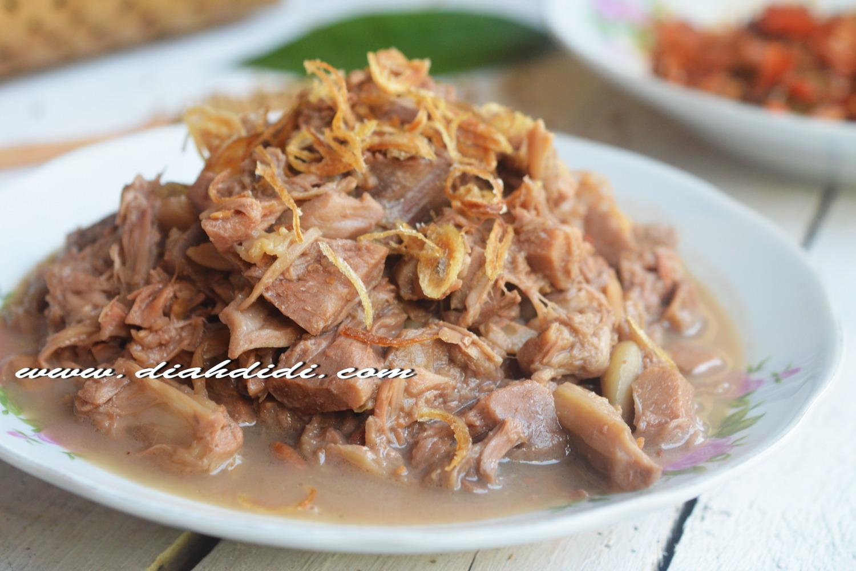 Diah Didi S Kitchen Gudeg Basah