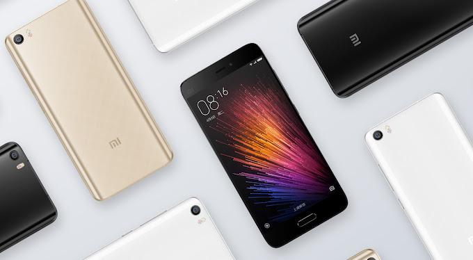 Desempenho Xiaomi Mi5