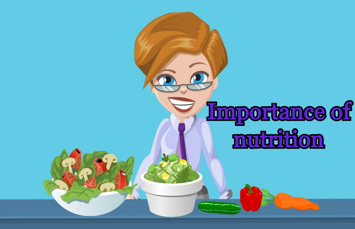 Importance of nutrition