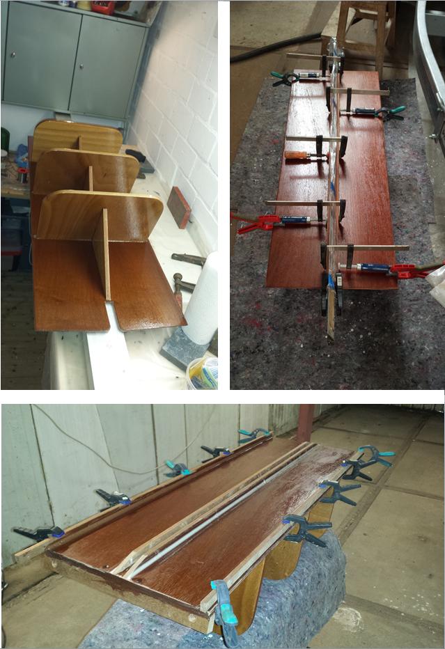 Wooden Boat Building Blog