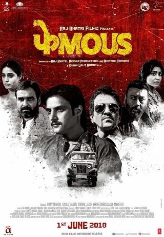 Phamous 2018 Hindi HDTV Full Movie 300MB 480p